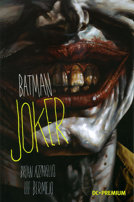 DC Premium 60: Batman – Joker - Das Cover