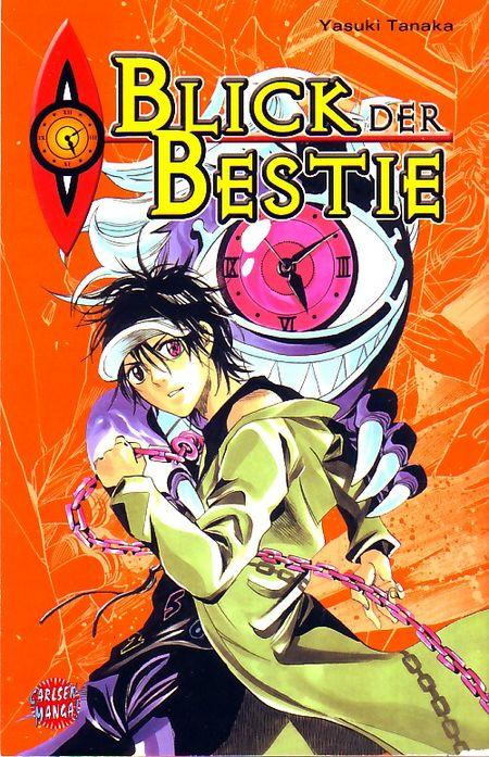 Blick der Bestie - Das Cover