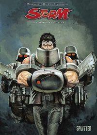Storm 24: Marduks Quelle - Das Cover