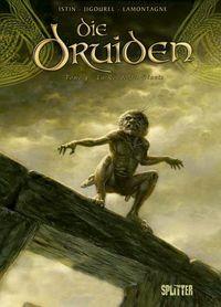 Die Druiden 4: Das Treffen der Giganten - Das Cover