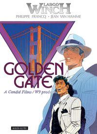 Largo Winch 11: Golden Gate - Das Cover