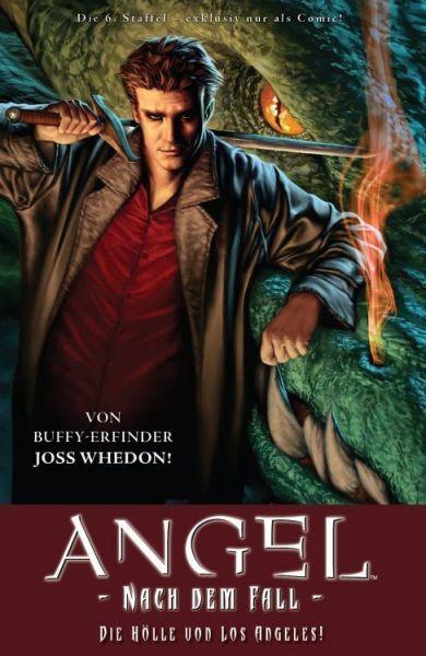 Angel - Nach dem Fall, Staffel 6 1: Die Hölle von Los Angeles - Das Cover