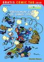 Spirou + Fantasio: Tiefschlaf für die ganze Stadt - Gratis Comic Tag 2010