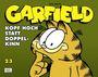 Garfield 23: Kopf hoch statt Doppelkinn