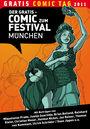 Der Gratis Comic zum Festival München  Gratis Comic Tag 2011