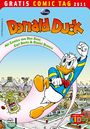 Donald Duck - Gratis Comic Tag 2011