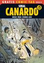 Canardo: Weisse Vögel sterben leise  Gratis Comic Tag 2011