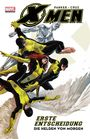 X-Men: Erste Entscheidung - Band 1