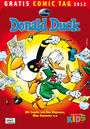Donald Duck - Gratis Comic Tag 2012