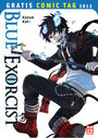 Blue Exorcist - Gratis-Comic-Tag 2012