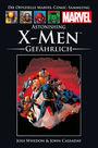 Die offizielle Marvel-Comic-Sammlung 39: X-Men - Gefährlich