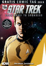 Gratis Comic Tag 2013: Star Trek: Countdown to Darkness