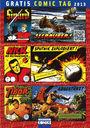 Gratis Comic Tag 2013: Piccolo Großband