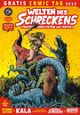 Gratis Comics Tag 2013: Welten des Schreckens