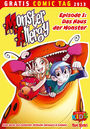 Gratis Comic Tag 2013: Monster Allergy