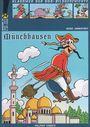 Klassiker der DDR-Bildgeschichte Band 24: MÜNCHHAUSEN