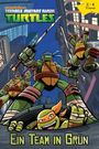 Teenage Mutant Ninja Turtles: Ein Team in grün