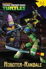Teenage Mutant Ninja Turtles: Roboter-Randale