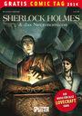 Sherlock Holmes und das Necronomicon - Gratis Comic Tag 2014