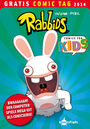 Rabbids - Gratis Comic Tag 2014