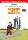 Pauls fantastische Abenteuer - Gratis Comic Tag 2014