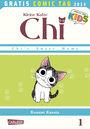Kleine Katze Chi - Gratis Comic Tag 2014