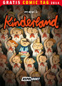 Kinderland - Gratis Comic Tag 2014