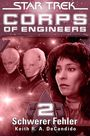 Star Trek ? Corps of Engineers 2: Schwerer Fehler