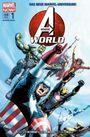 Avengers World 1: A.I.M.Perium