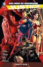 Justice League Paperback 5: Trinity War 1