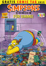 Simpsons Comics für Umme - Gratis Comic Tag 2015