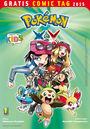 Pokémon XY - Gratis Comic Tag 2015