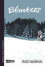 Graphic Novel paperback: Blankets