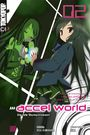 Accel World - Novel 02: Die rote Sturmprinzessin