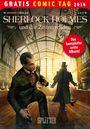 Sherlock Holmes und die Zeitreisenden ? Gratis Comic Tag 2016