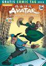 Avatar-Der Herr der Elemente ? Gratis Comic Tag 2016
