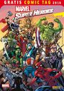 Marvel Super Heroes - Gratis Comic Tag 2016