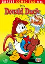 Donald Duck - Gratis Comic Tag 2016