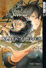 Black Clover 01: Der Schwur des Jünglings