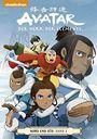 Avatar: Der Herr der Elemente Band 15: Nord und Süd 2