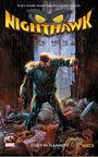 Nighthawk: Stadt in Flammen