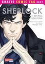 Sherlock ? Gratis Comic Tag 2017