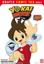 Yo-Kai Watch - Gratis Comic Tag 2017