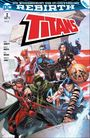 Titans (Rebirth) 2: Made in Manhattan i