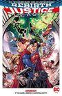 Justice League (Rebirth) 2: Ausbruch