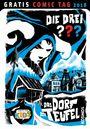 Die drei ???: Das Dorf der Teufel ? Gratis Comic Tag 2018