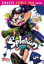 Splatoon ? Gratis Comic Tag 2018