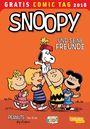 Snoopy und seine Freunde - Gratis Comic Tag 2018