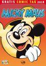 Micky Maus - Gratis Comic Tag 2018