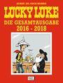 Lucky Luke Gesamtausgabe 2016 - 2018